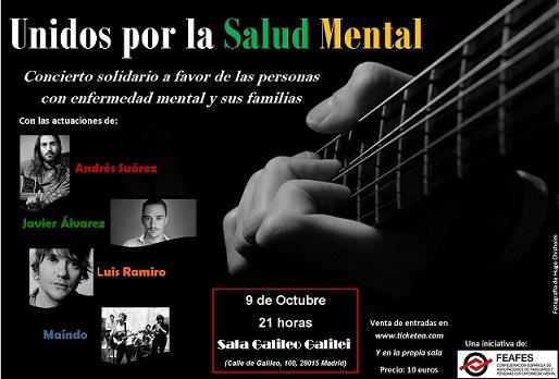 Cartel concierto DMSM